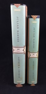 Comparison with First American Edition